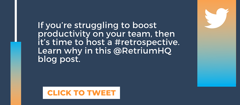 boost productivity with retrospective meeting
