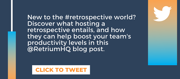 How to host a retrospective